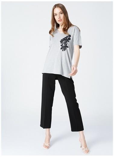 Fabrika Comfort Fabrika Comfort T-Shirt Gri